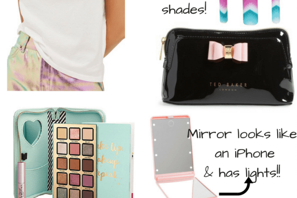 The Ultimate List of Gift Ideas for Beauty Lovers; gift guide; holiday gifts; gifts for her