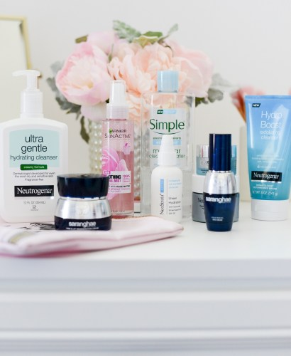 What's in My Beauty Bag: Spring Skincare Edition