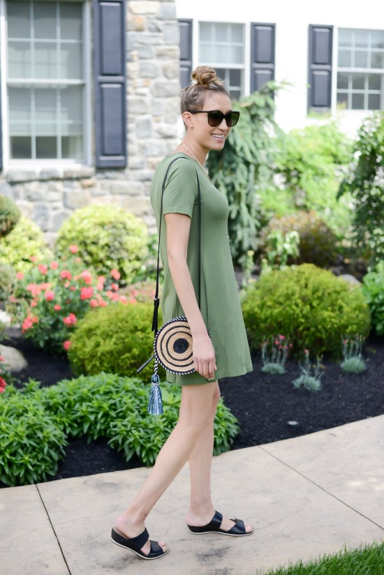 Summer Fashion Amazon Finds Under $21 (See My Outfits!)- t-shirt dress