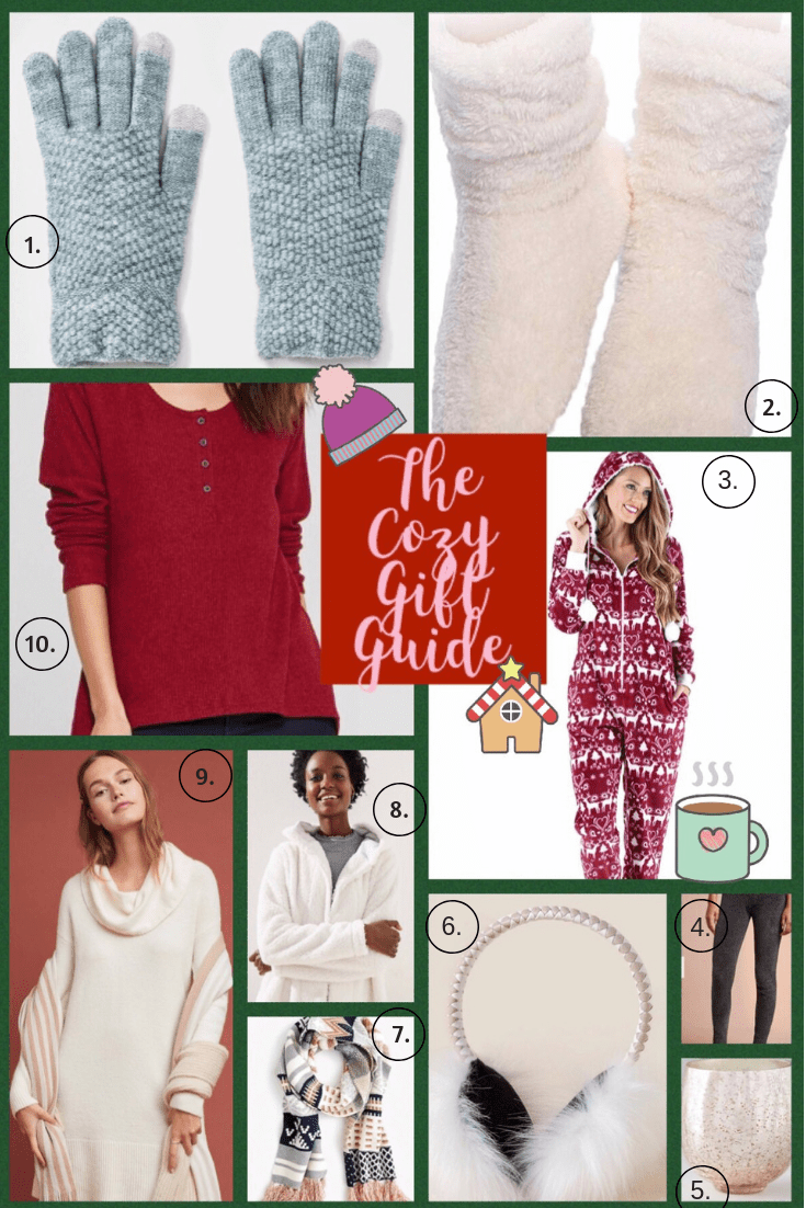 The Cozy Gift Guide for Her