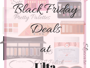 Can't-miss black friday deals at ulta
