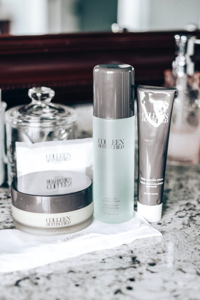 skincare, anti-aging, Colleen Rothschild, cleansing balm