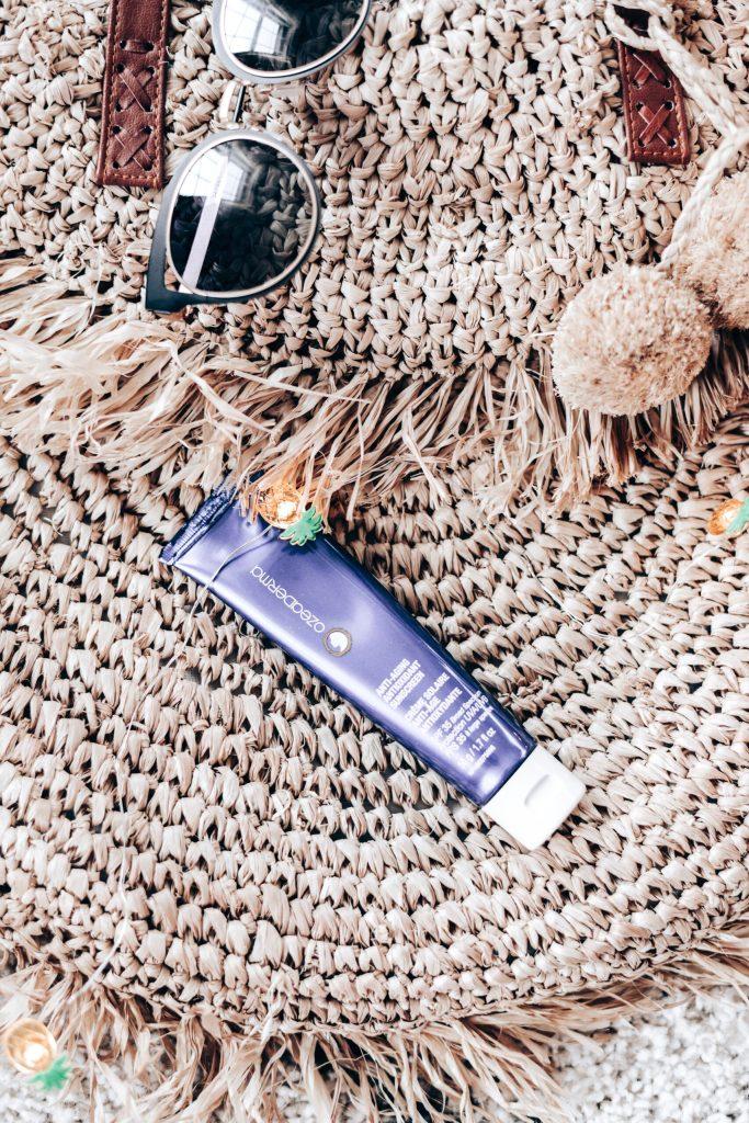 Ozeaderma Anti-Aging Antioxidant Sunscreen