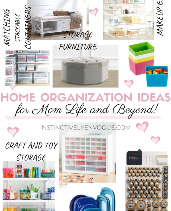 home storage solutions for kids' toys and more