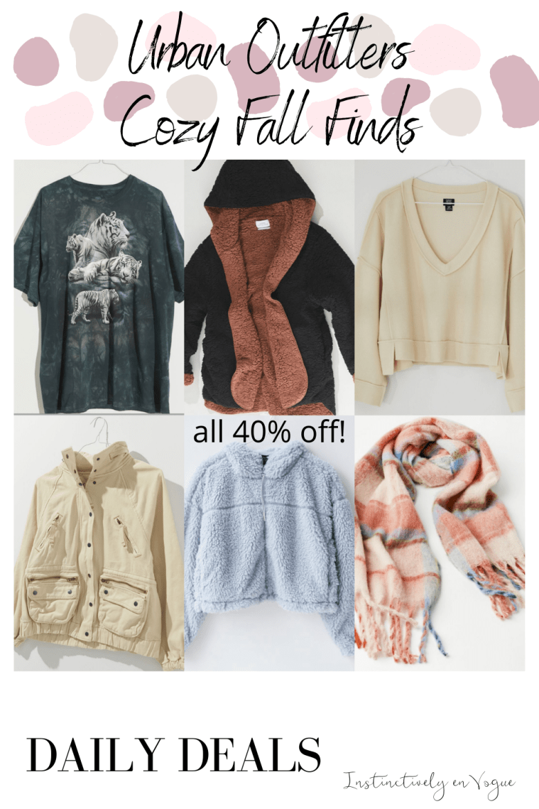 urban outfitters fall sale