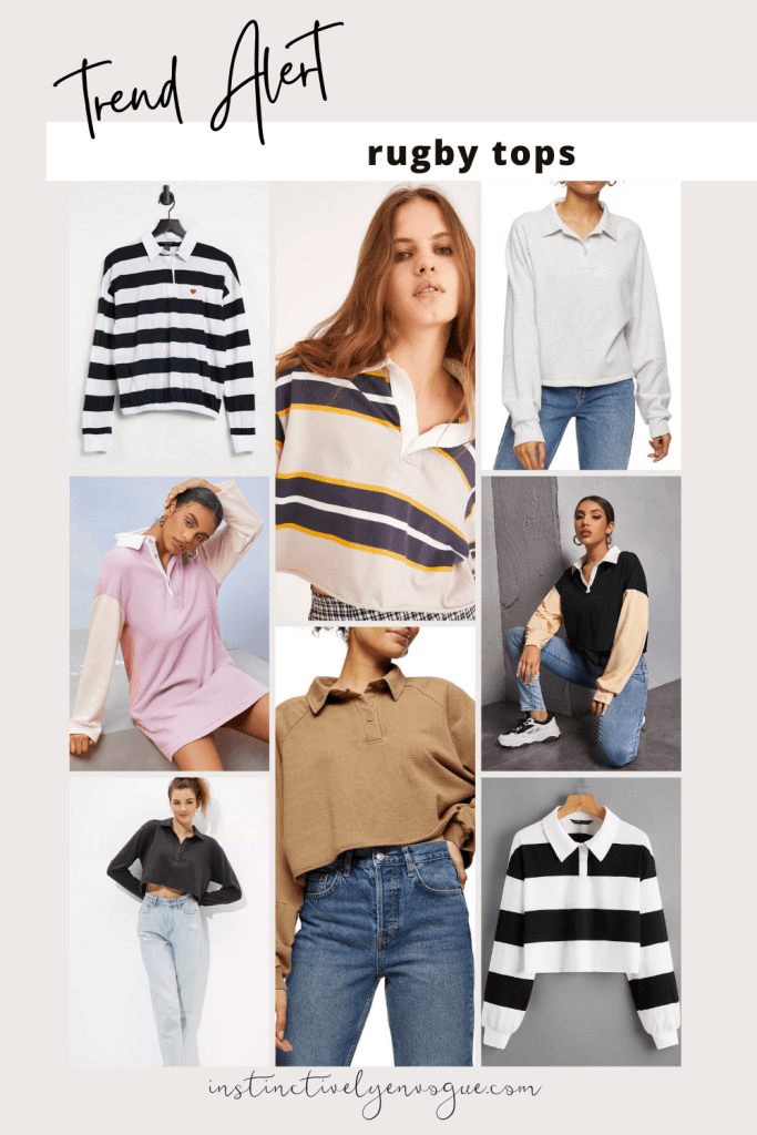 rugby tops for women spring 2021