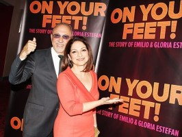 Gloria Estefan and On Your Feet.jpg