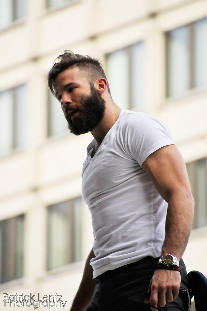 What Should You Put In Your Beard And Gratuitous Photos Of