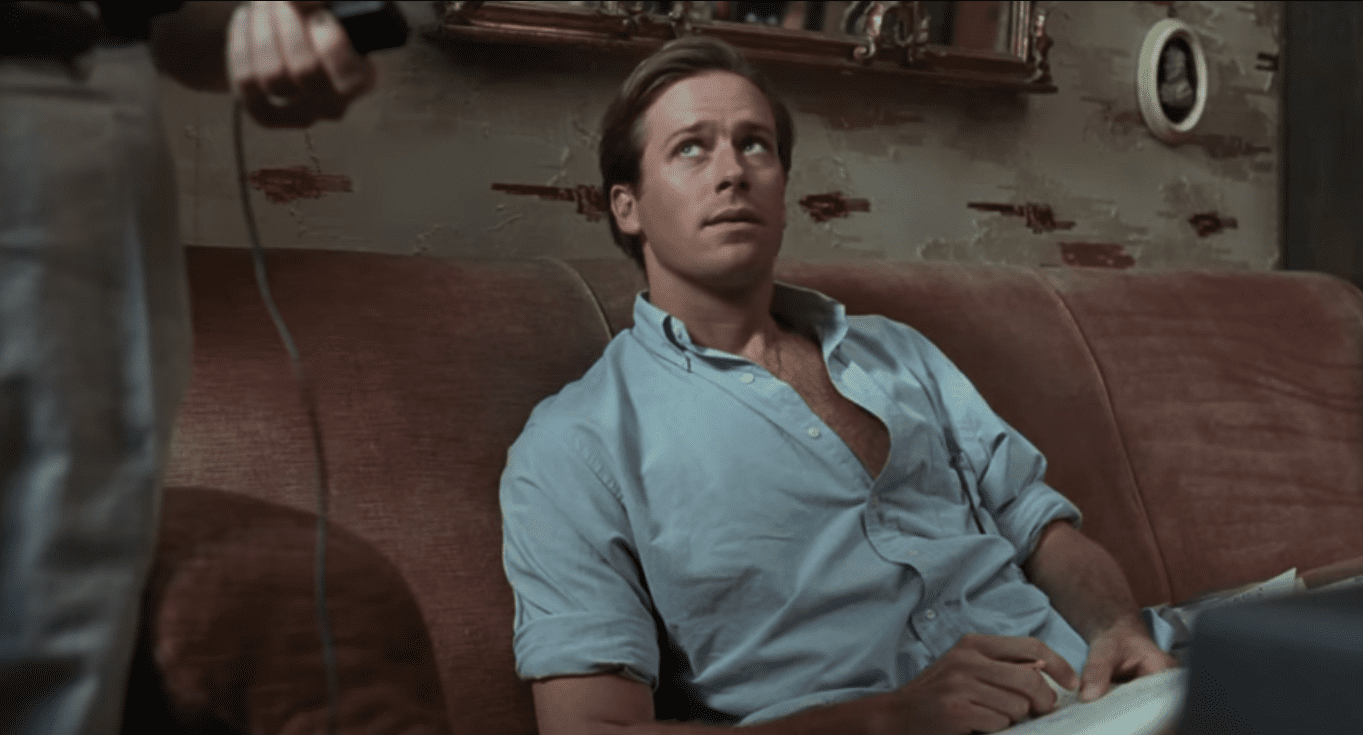 Armie Hammer Says He Almost Passed On His Role in Call Me