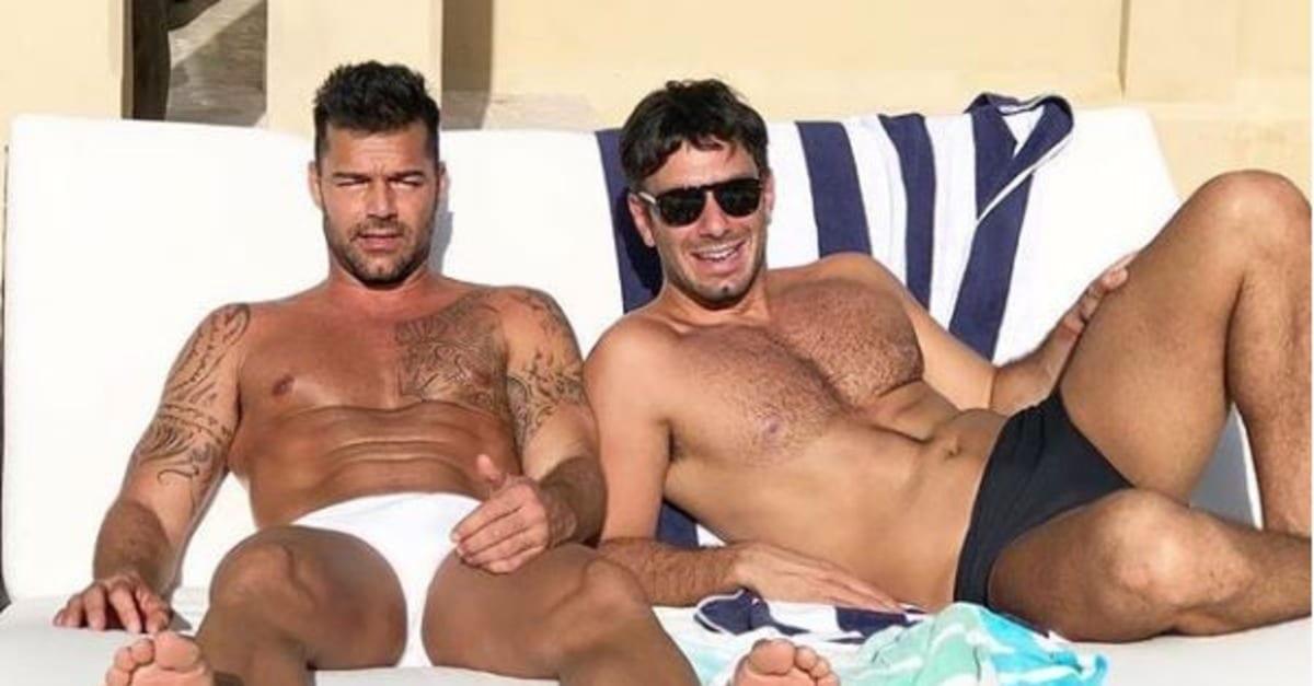 Ricky Martin gay porno