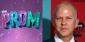 Emmy Award winning producer Ryan Murphy will bring 'The Prom' to Netflix