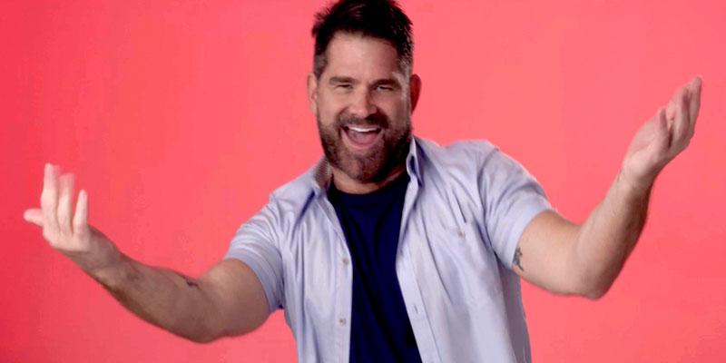 "Matt Zarley in ""You Gotta Be"" (screen capture)"