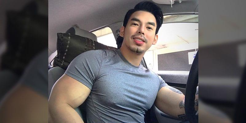 'Janjep' Carlos was crowned Mr. Gay World 2019 (image via Instagram)