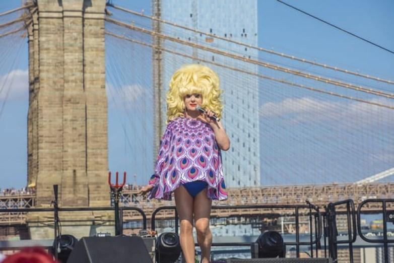 wig outcinema newfest lady bunny