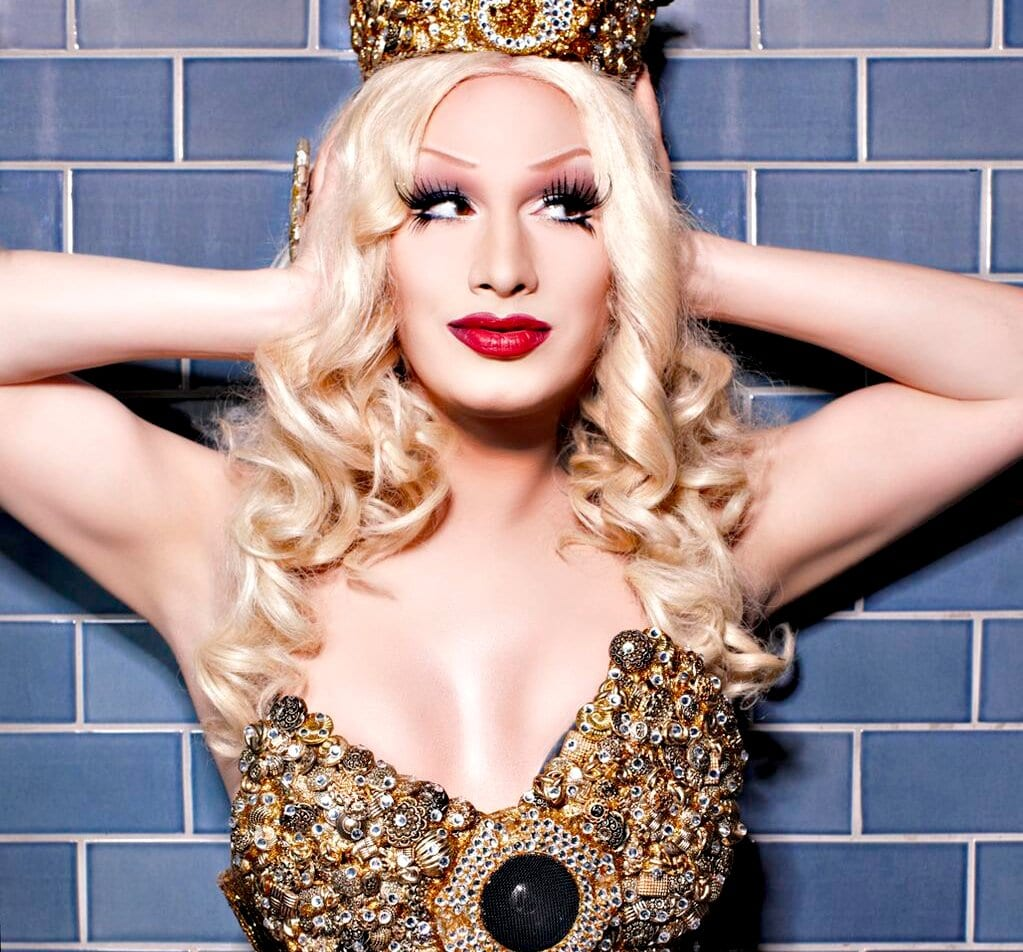 jinkx monsoon sober sobriety