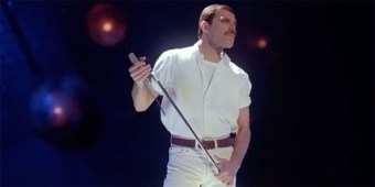 Newly-unearthed version of the song 'Time' performed by rock star Freddie Mercury