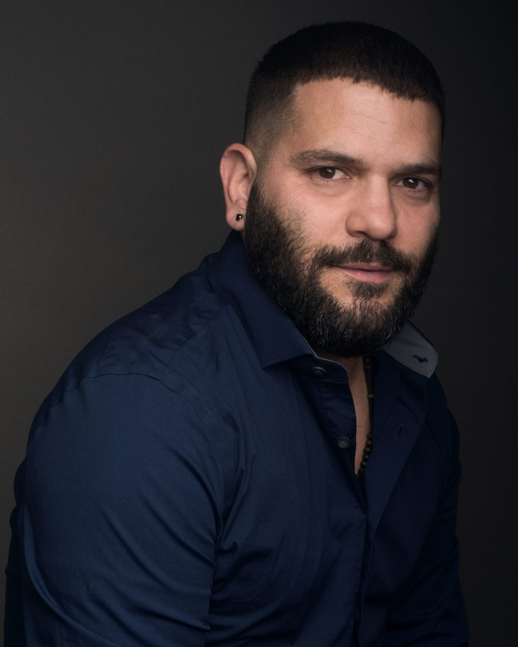 Guillermo Diaz Shirtless