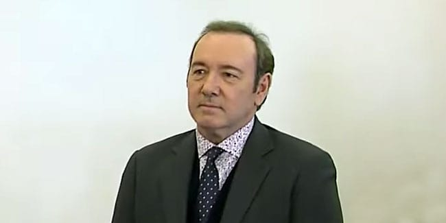 Sex assault charges against actor Kevin Spacey have been dropped after accuser invokes Fifth Amendment rights