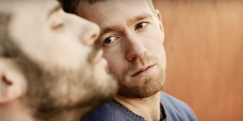 The new queer-themed film from director/writer Marco Berger is richly layered in sexual tension 'The  Blond One'