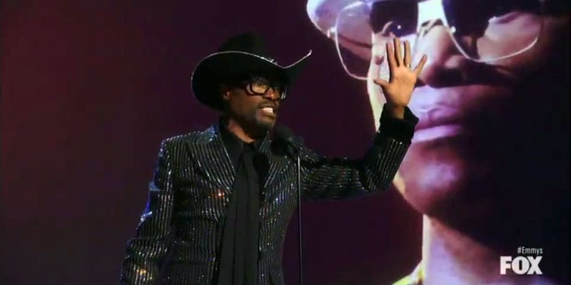 Billy Porter makes history winning the Emmy Award for Best Actor in a Drama Series