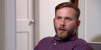 Dr. Josh Hamilton says he was fired for being gay (screen capture)