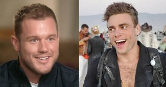 Gus Kenworthy will act as a 'gay guide' to newly-out Colton Underwood
