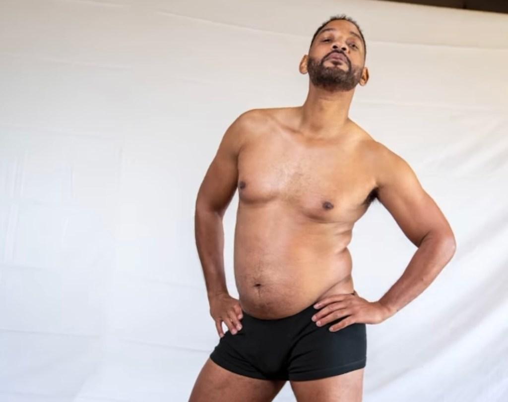 Naked sam smith 'Woke' Singer