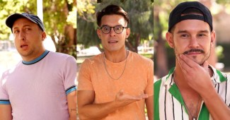 Michael Henry's latest short film explores gay couples who look like each other