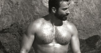Facundo Rodriguez in new Boy Butter spot (screen capture)