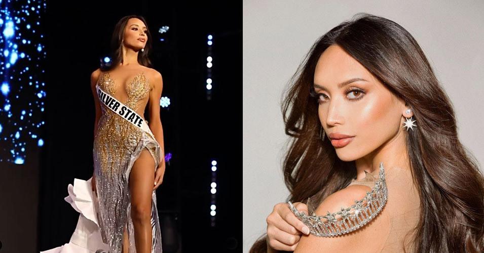Miss Nevada USA, Kataluna Enriquez (images via Instagram)