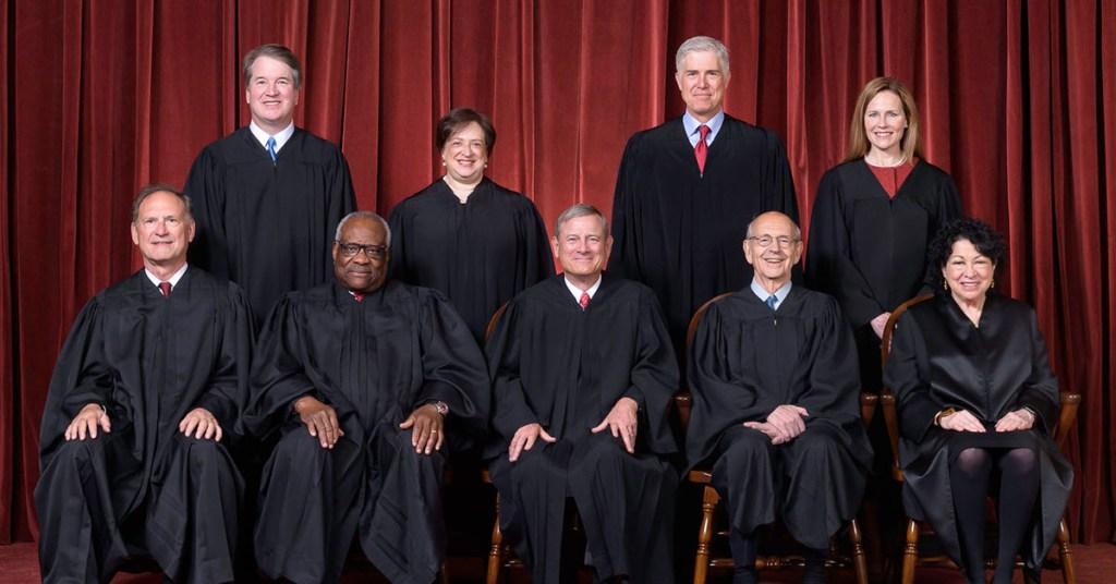 The U.S. Supreme Court (2020-2021)