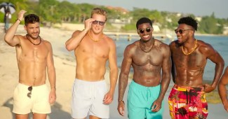 First look at the new dating reality show 'FBoy Island'