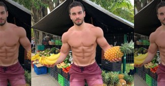 Dr. Marco (RunAndLift) showed of his big fruit