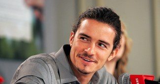 Orlando Bloom set his Instagram on fire this weekend after posting a shirtless thirst trap