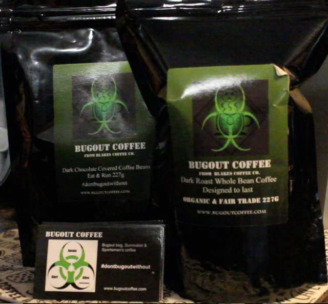 Bugout Coffee