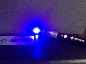 Skytech Laser Pointer - Blue