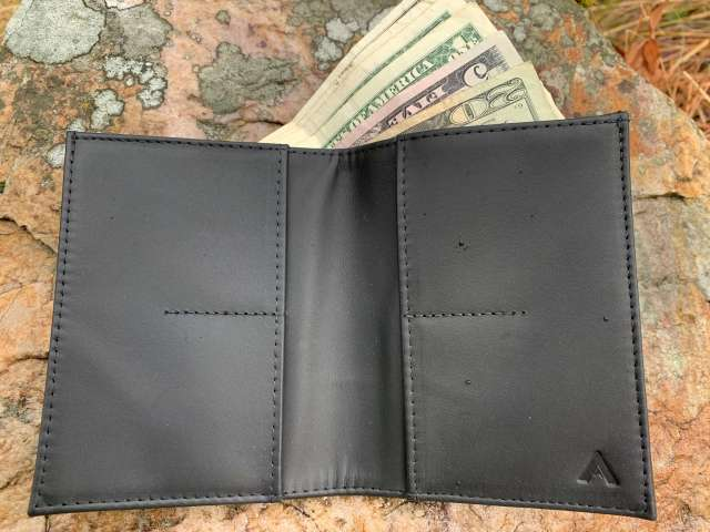 Allett Original Leather Wallet
