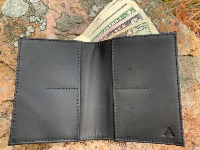 Allett Original Leather Wallet