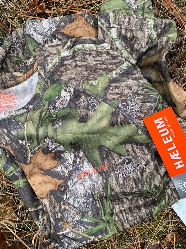 Haeleum Mossy Oak Camouflage Darian