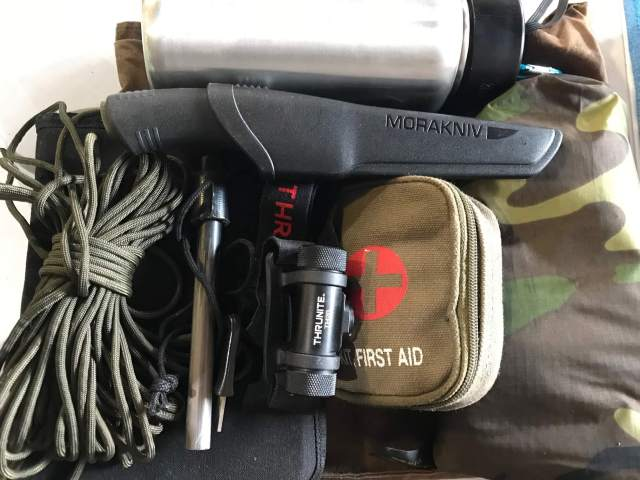 The 9 Things You Need For A Scout Kit