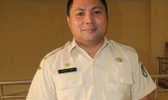 Plh Sekda Bolsel Marzansius Arvan Ohy (instink.net)