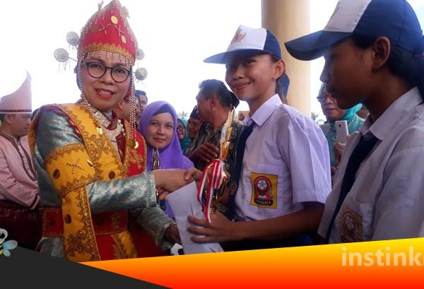 Raih Juara Olimpiade Sains Kabupaten, 9 Pelajar Bolmong Ikut Seleksi OSN Tingkat Provinsi