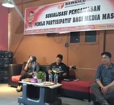 Komunikasi Partisipatif Bawaslu Bolmong dan Media Massa Hadapi Pilkada