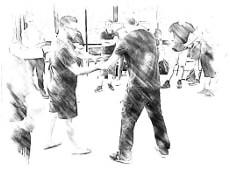 Workshop Gewalt gegen Einsatzkräfte