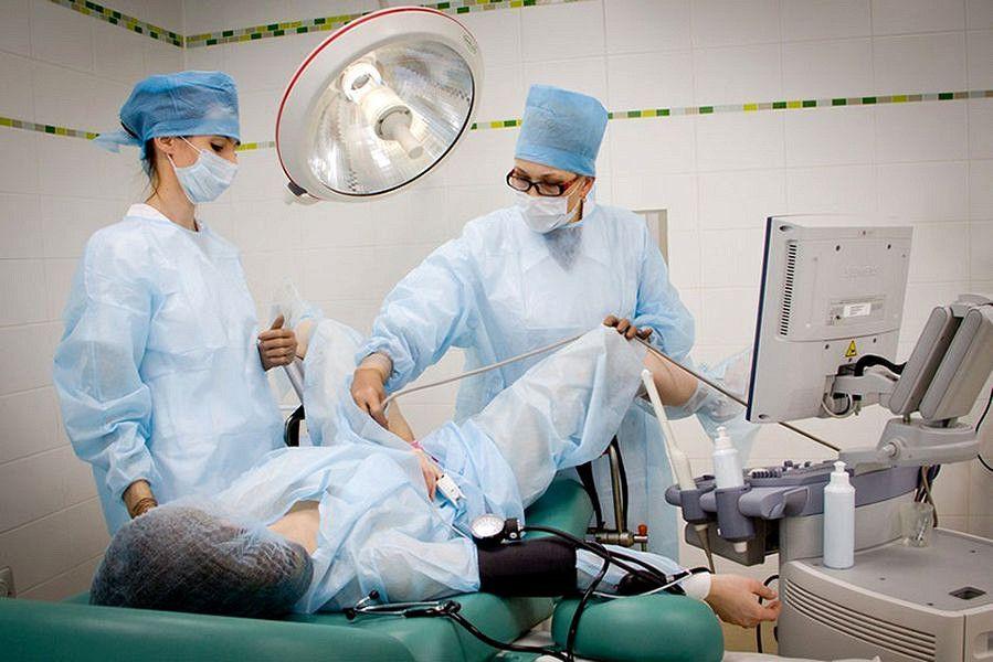 Chirurgická léčba děložní cervikální eroze