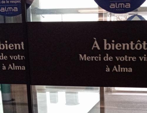 «Alma*, c'est fille? Ah non, c'est magasin.»