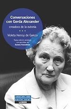 Conversaciones con GerdaAlexander