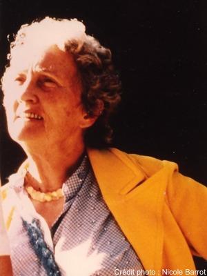 Gerda Alexander - Centenaire