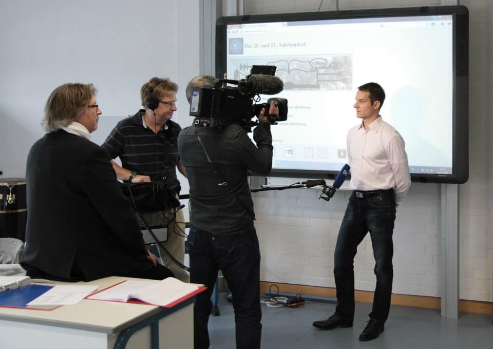 Das mBook des Instituts für digitales Lernen im bayerischen Fernsehen