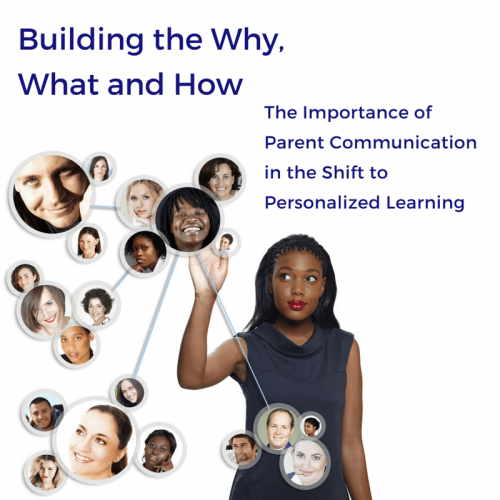 Building the Why, What and How: The Importance of Parent Communication in the Shift to Personalized Learning